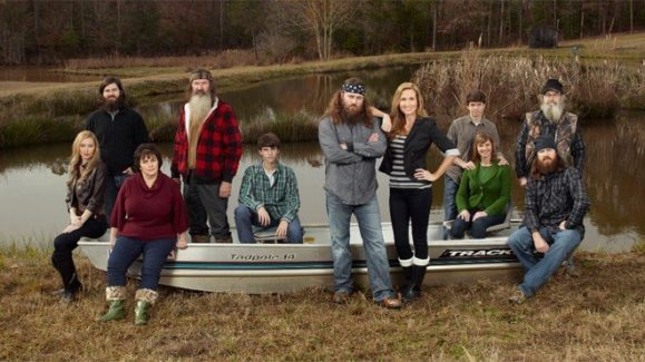 robertson family 660 duck dynasty a and e