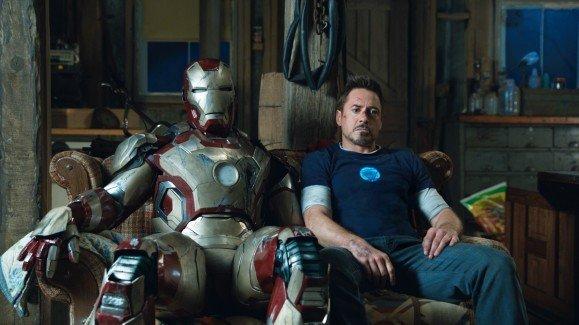 AP Film Review Iron Man 3