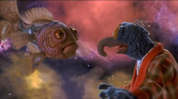 muppets from space fish