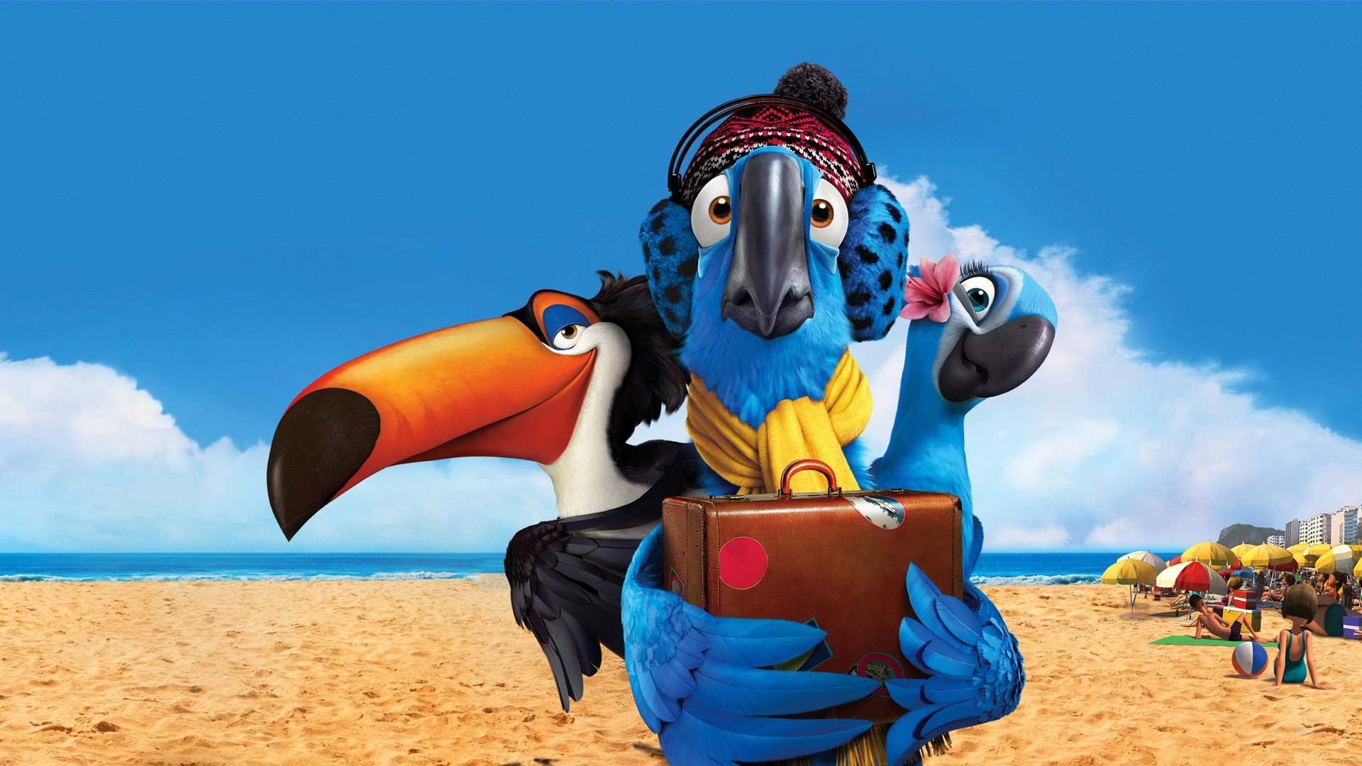 Rio 2 Movieguide Movie Reviews For Christians
