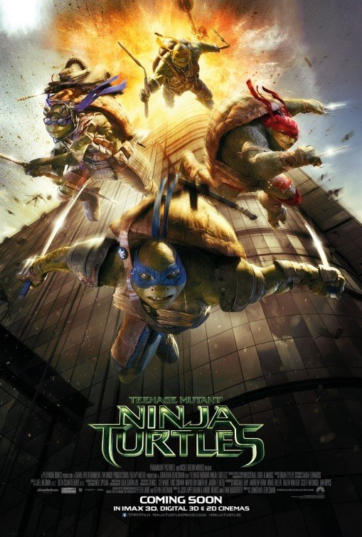 Teenage Mutant Ninja Turtles 2014 Movieguide Movie Reviews For Christians