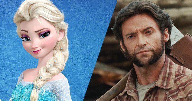 Elsa-and-Wolverine