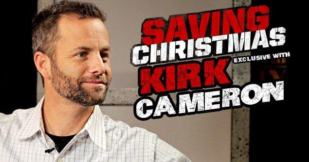 Kirk Cameron Saving Christmas.Saving Christmas Kirk Cameron Exclusive