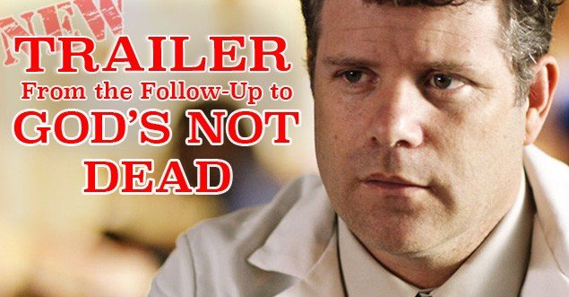 New Trailer from Creators of GOD'S NOT DEAD