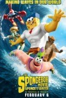 SPONGEBOB THE MOVIE:  SPONGE OUT OF WATER