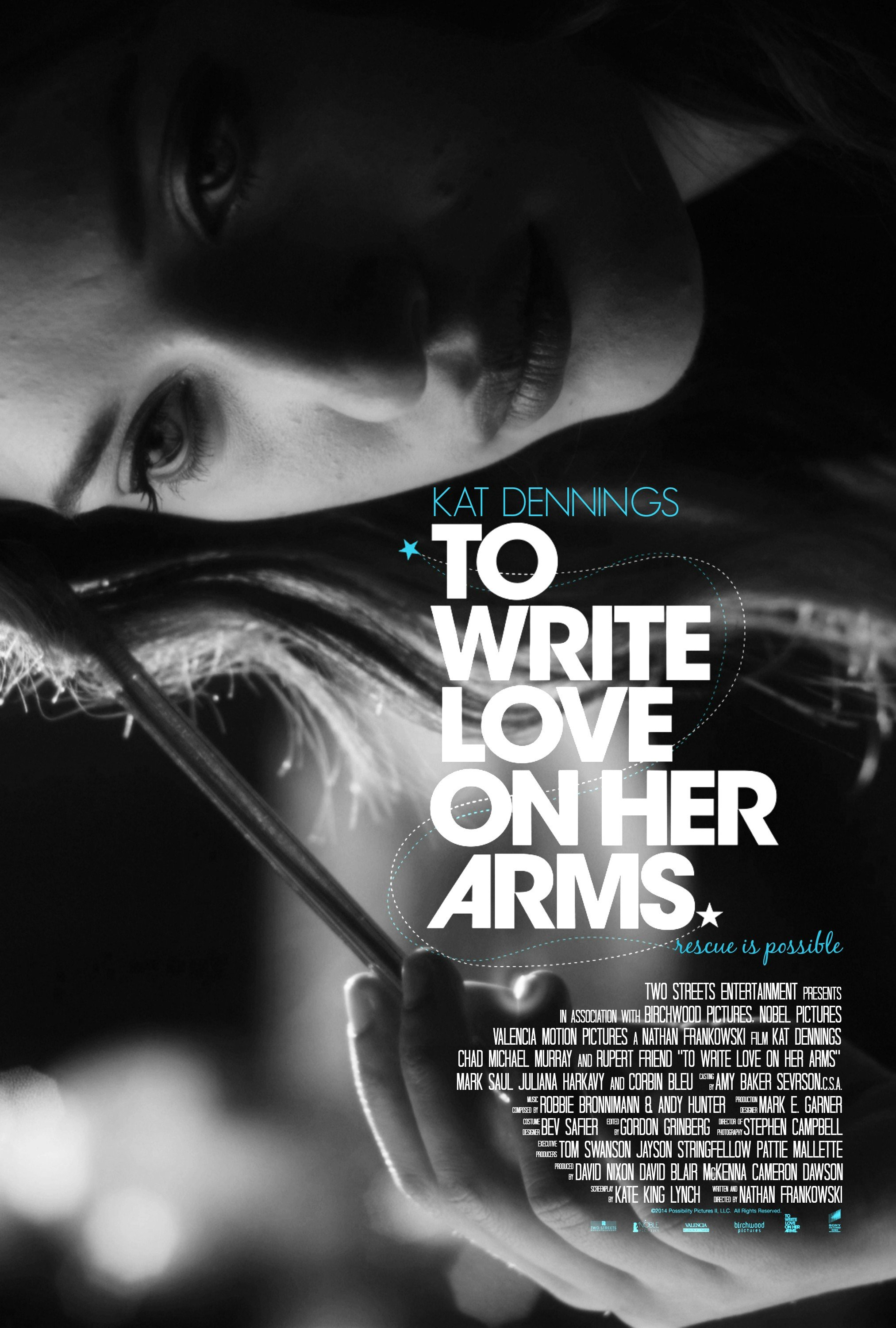 819930821 TO WRITE LOVE ON HER ARMS   Movieguide   Movie Reviews for Christians