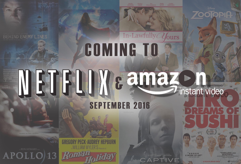 Netflix & Amazon Prime
