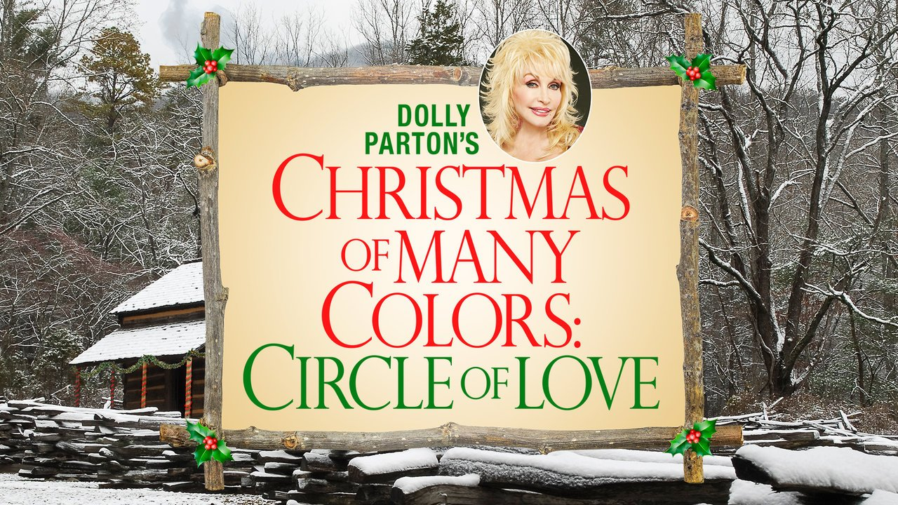 Dolly Partons Christmas Of Many Colors Circle Of Love.Dolly Parton S Christmas Of Many Colors Circle Of Love