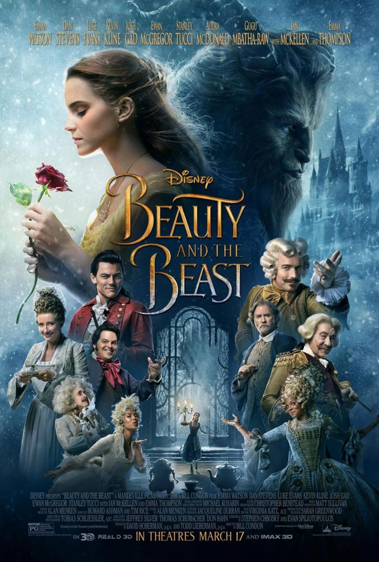 Beauty and the beast actors hookup