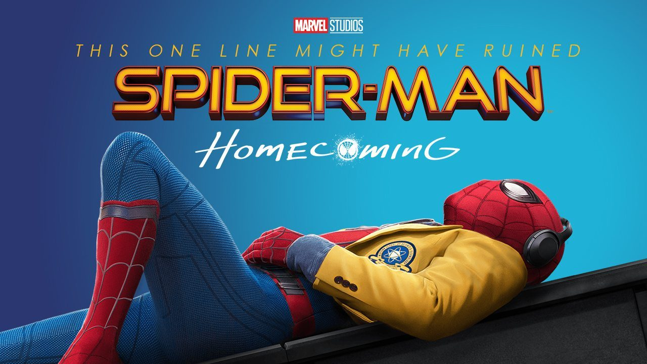 This One Line Might Have Ruined SPIDER-MAN: HOMECOMING