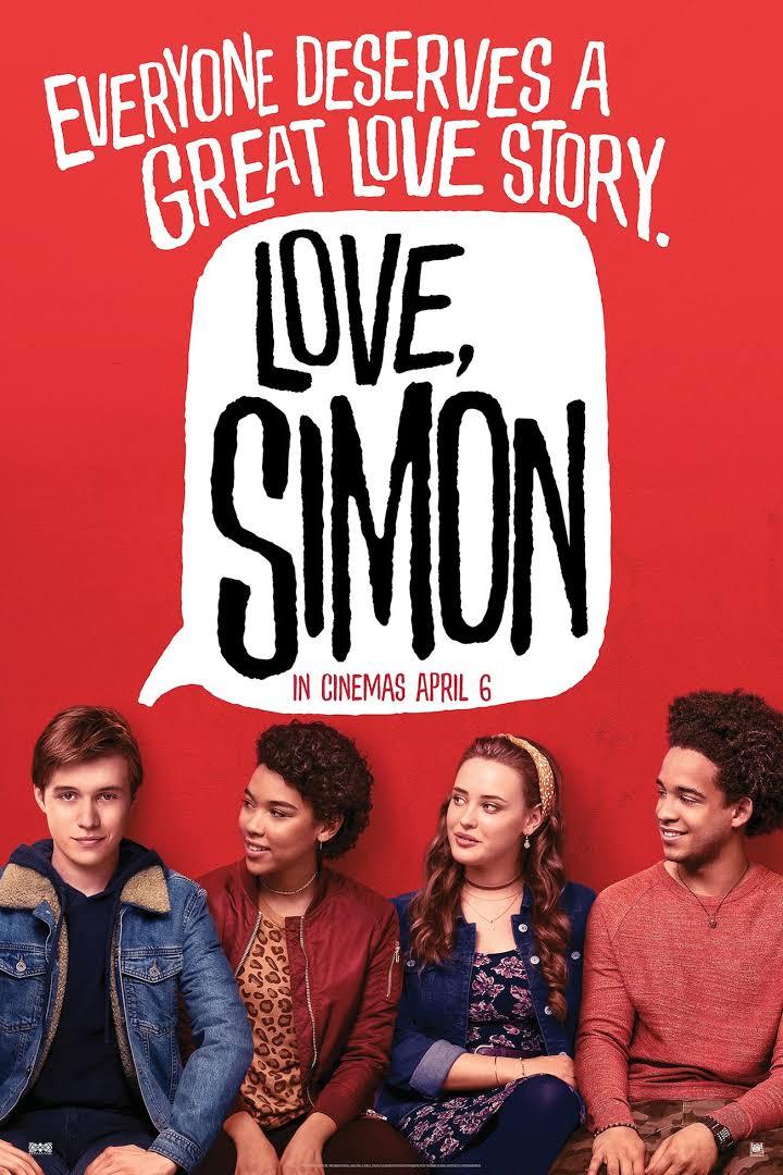 Love Simon Stream Kinox