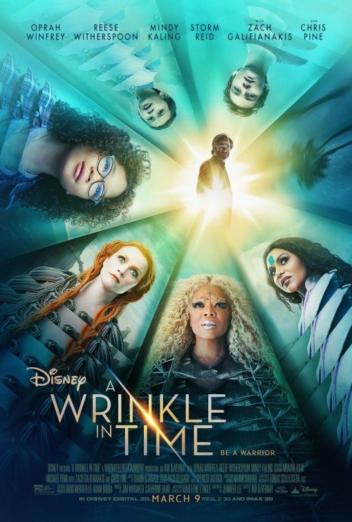 A Wrinkle In Time 2018 Movieguide Movie Reviews For Christians