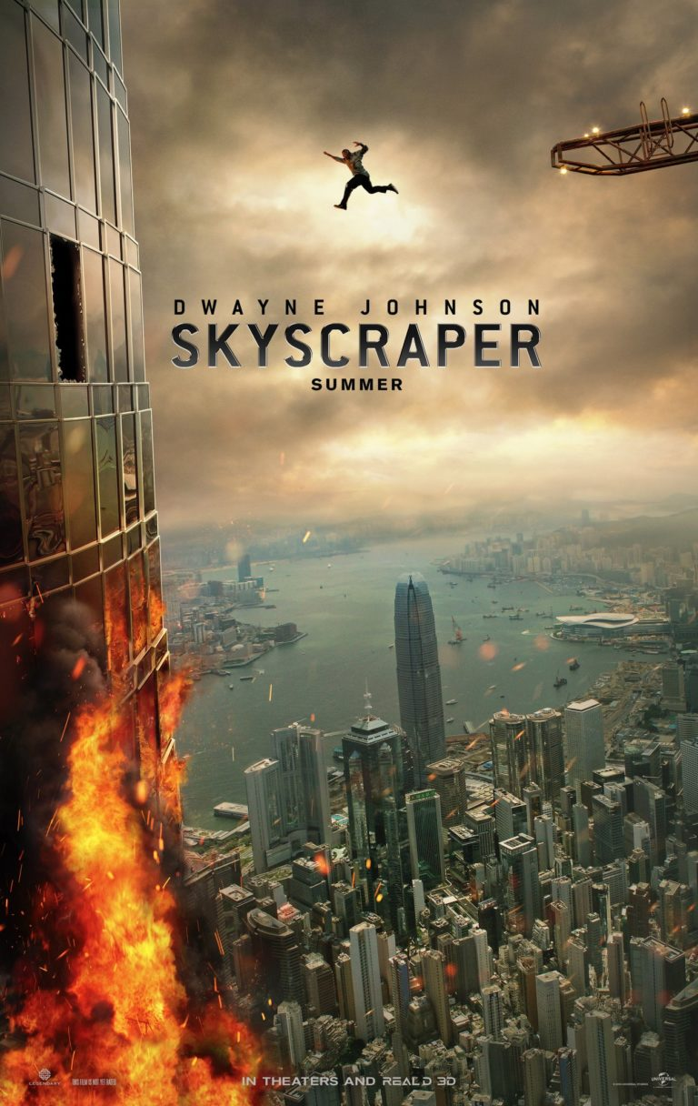 Skyscraper Movieguide Movie Reviews For Christians