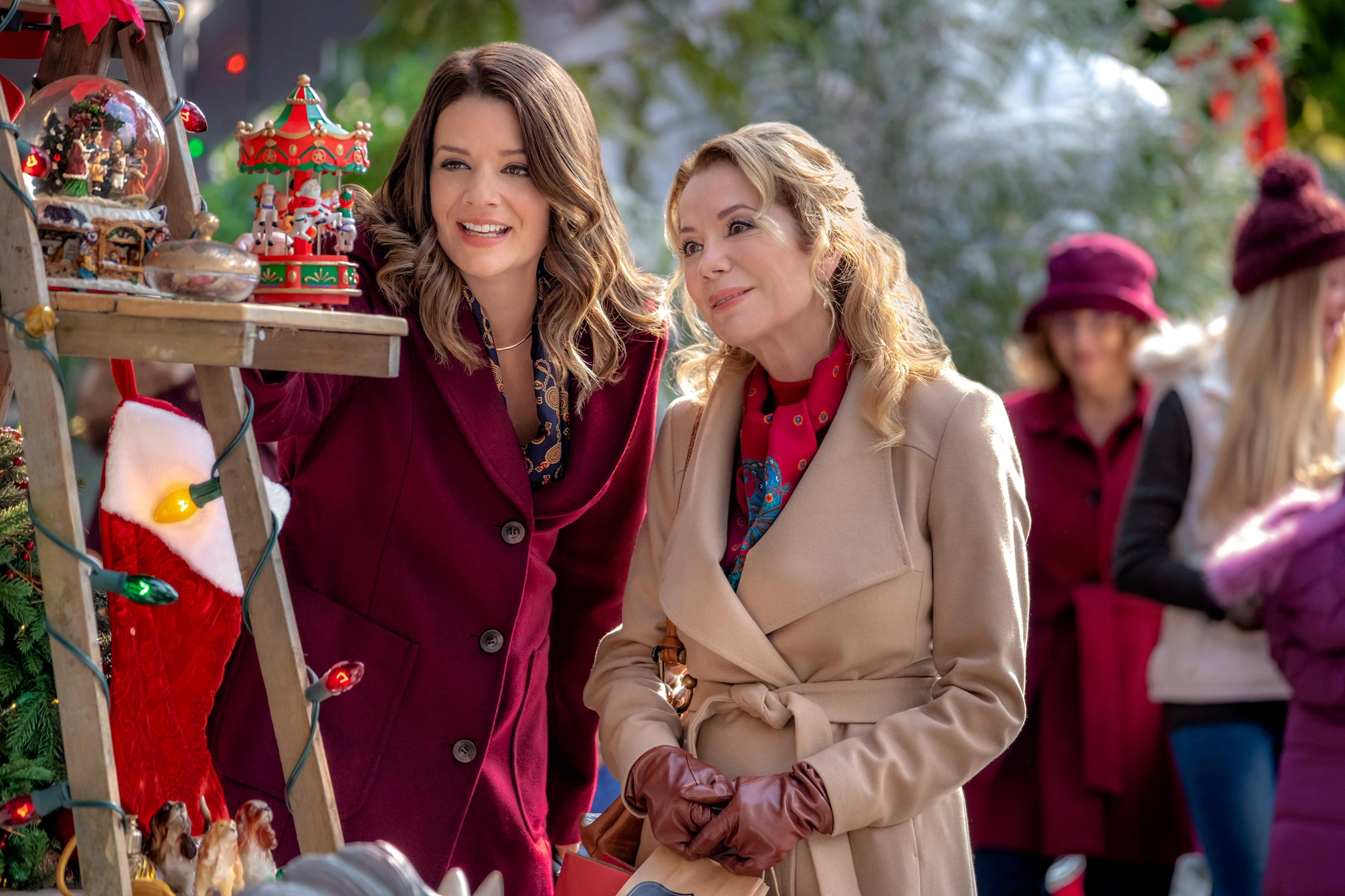 A Majestic Christmas.Hallmark Will Release 36 New Christmas Movies This Year