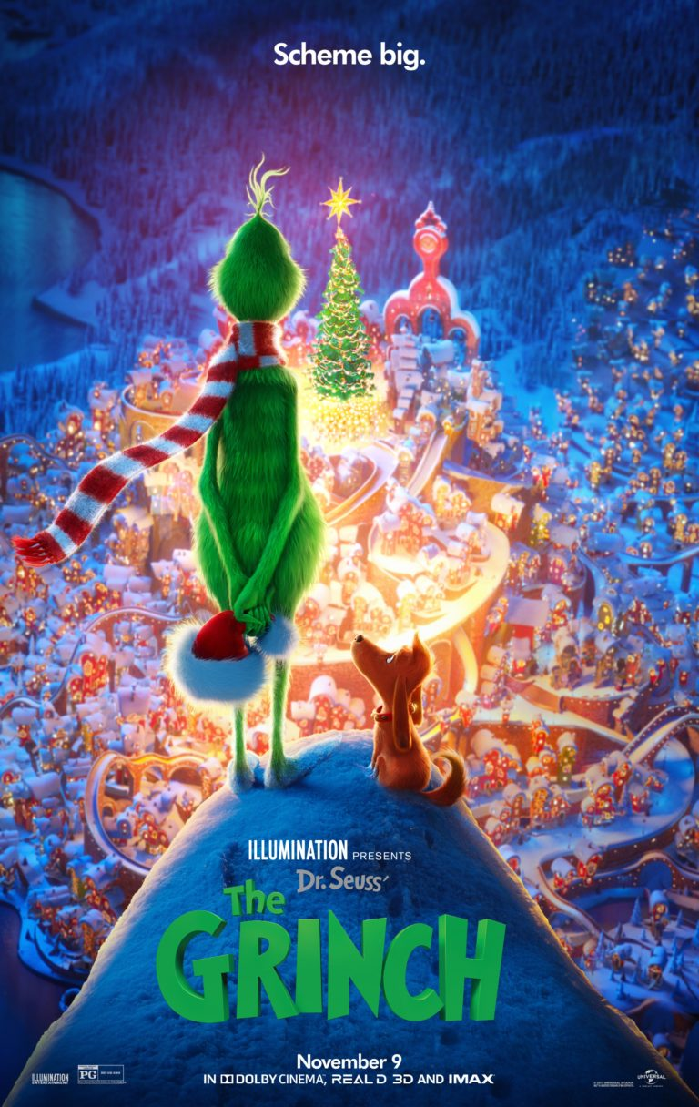 The Grinch Christmas Tree Movie.The New Grinch Movie Isn T Afraid To Include Songs About Jesus