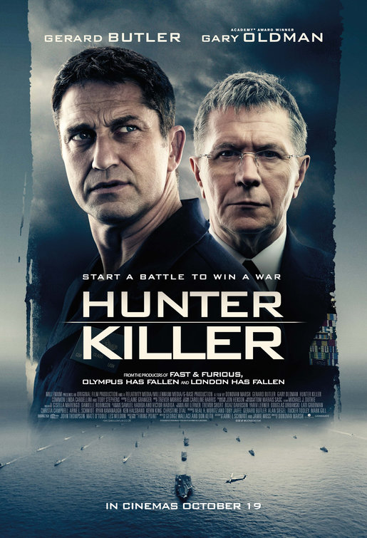 HUNTER KILLER | Movieguide | Movie Reviews for Christians