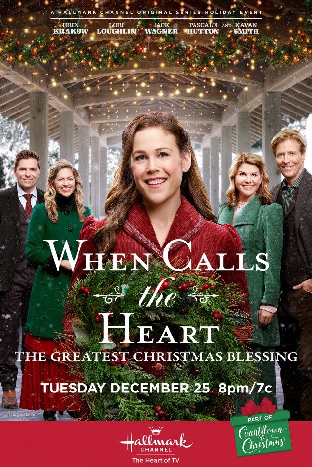 When Calls The Heart The Greatest Christmas Blessing Full Stream Online 2020 WHEN CALLS THE HEART: THE GREATEST CHRISTMAS