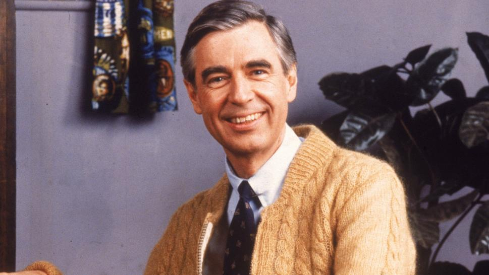 Mr  Rogers Shares Biblical Message About Learning from
