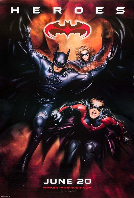 BATMAN & ROBIN | Movieguide | Movie Reviews for Christians