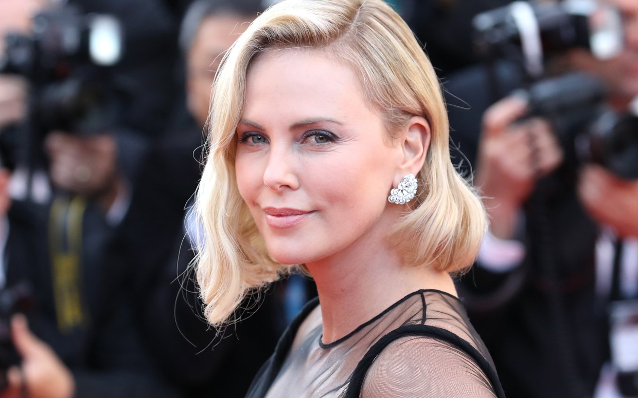 Actress Charlize Theron Insists Her Son Is A Girl