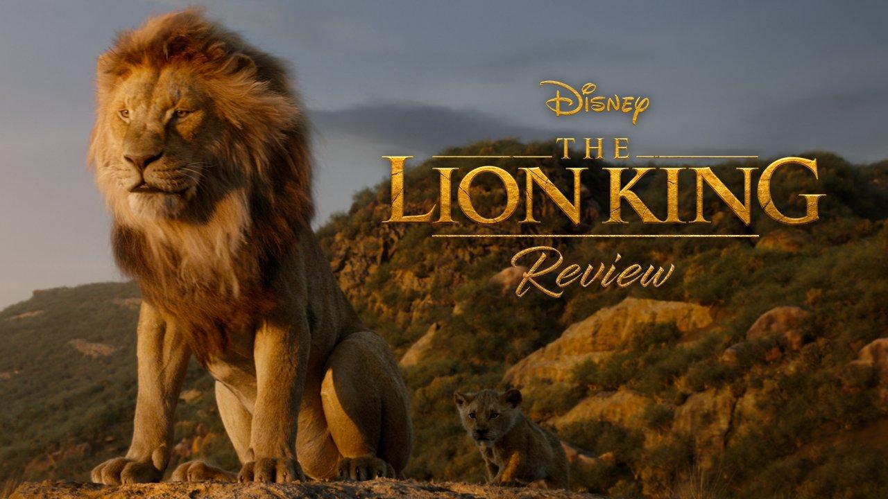 نتيجة بحث الصور عن The Lion King (2019)