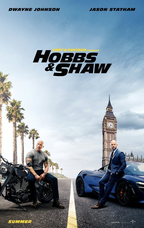 FAST & FURIOUS PRESENTS: HOBBS & SHAW | Movieguide | Movie