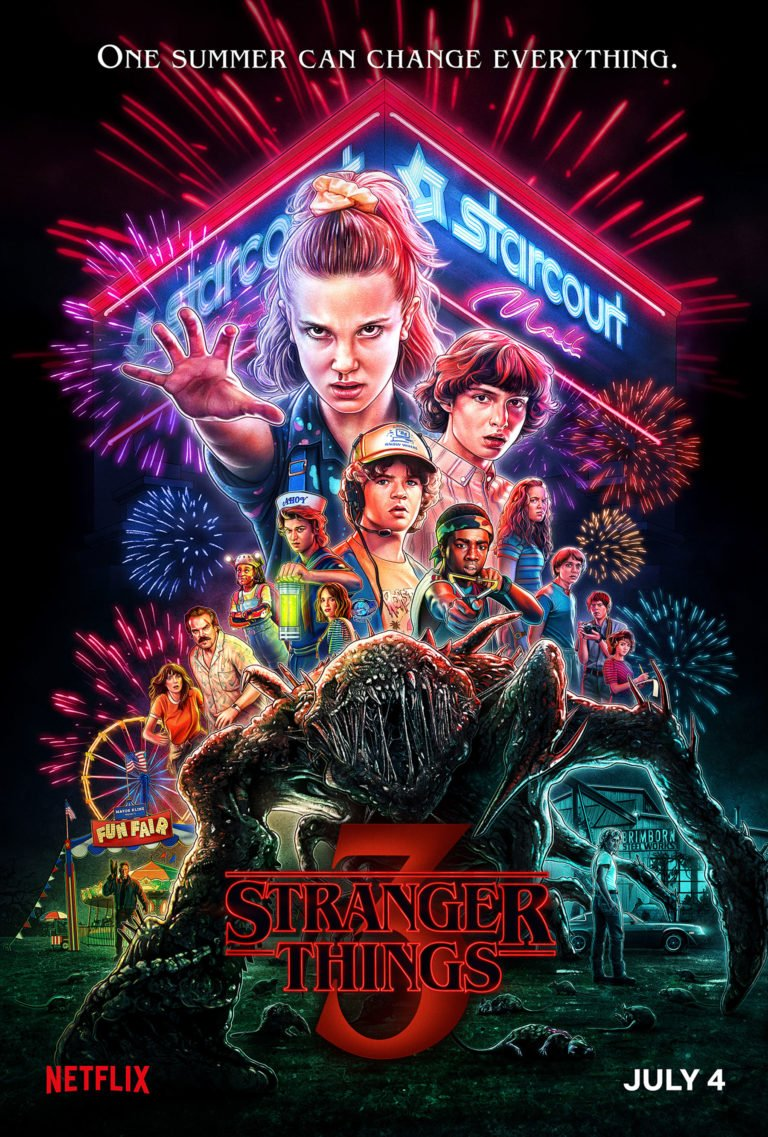 STRANGER THINGS: Season 3   Movieguide   The Family Guide to Movies