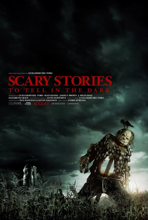 SCARY STORIES TO TELL IN THE DARK | Movieguide | Movie
