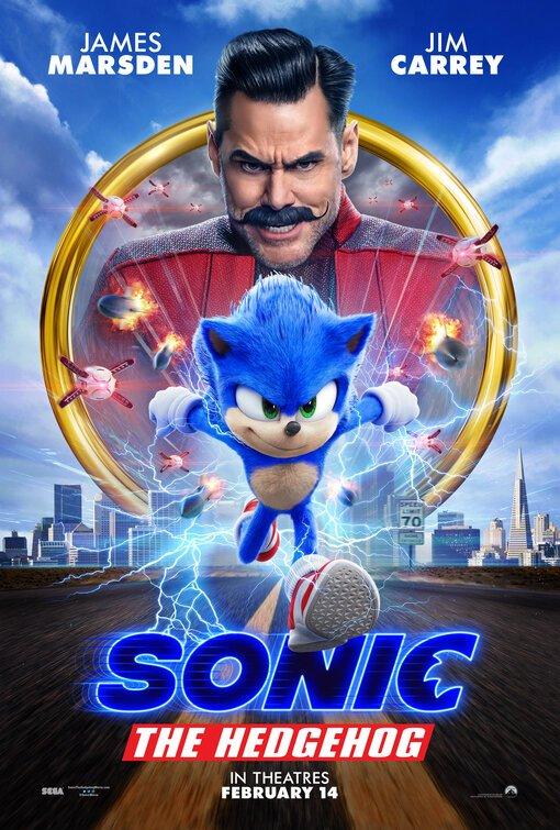Sonic The Hedgehog Movieguide Movie Reviews For Christians