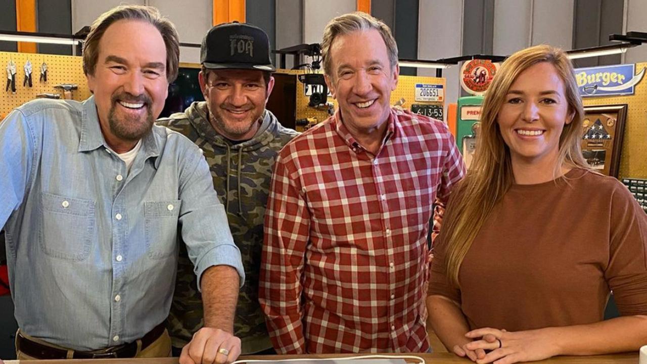 Diagram Tim Allen Open To Home Improvement Tv Show Reboot